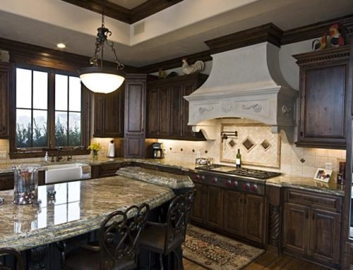 What is Transitional Kitchen Design?