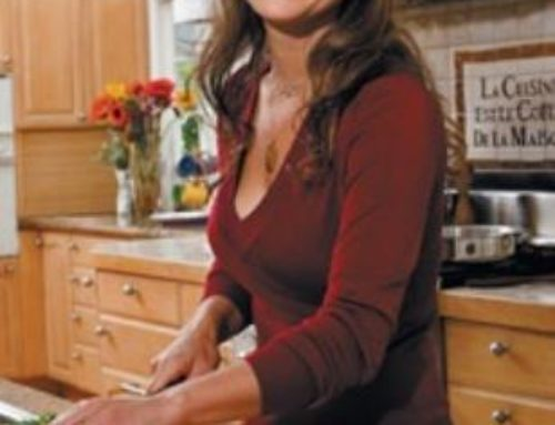 Celebrity Kitchens: Giada De Laurentiis