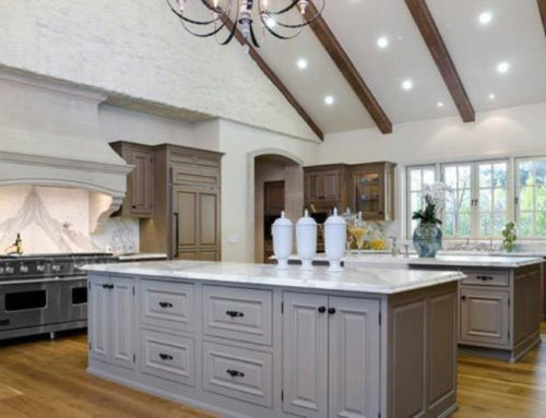 Celebrity Kitchens: Kim Kardashian and Kanye West