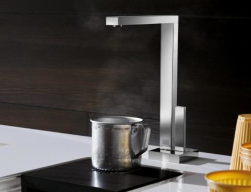 Kitchen Trend: The Square Faucet