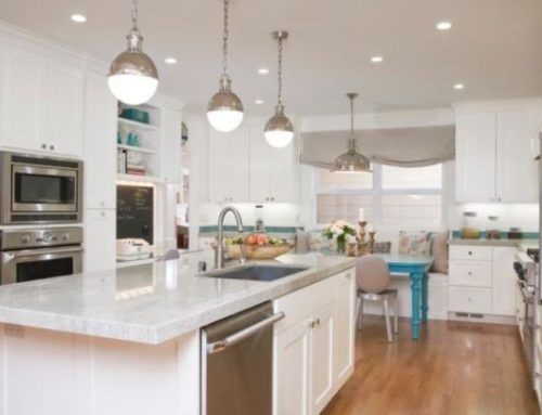 Kitchen Island Lighting – Tips & Trends