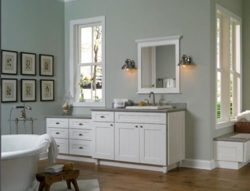 Kitchen and Bath Remodeling: Choose Cohesive Colors